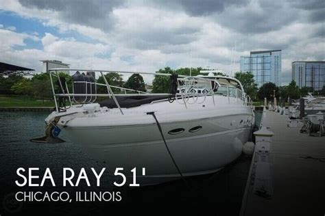 Used Sea Ray Boats For Sale In Illinois boats for sale in illinois used boats for sale in