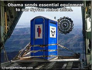 Obama sends aid to our Syrian Rebel Allies  TRUMP LAND aka ...