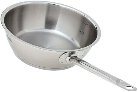 Fissler Profi Collection Pfanne by Fissler Original Profi Collection Sauce Pan 24 Cm