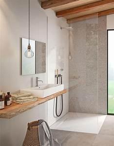 Decoration De Salle De Bain : 10 fa ons de se cr er une salle de bains zen elle d coration ~ Teatrodelosmanantiales.com Idées de Décoration