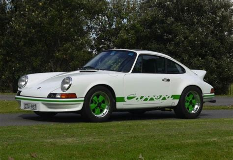 For Sale: 1973 Porsche 911 Carrera Rs Backdate And Mint