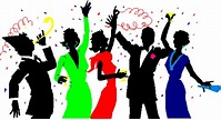 Clipart , Christian clipart images of party