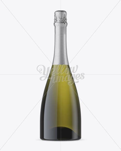 To use these psd template you need adobe photoshop. Download Dead Leaf Green Champagne Bottle Mockup - Front ...