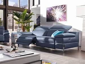 mobilier de france canap canaps cuir aurora mobilier de With cuir center france