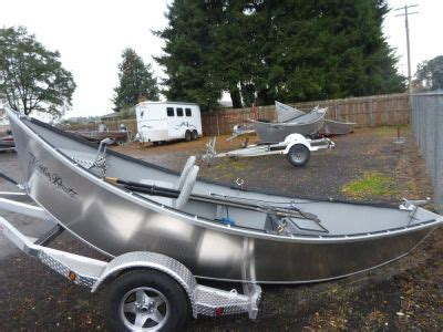 Drift Boats For Sale Eugene Oregon by 17 X54 Koffler Drift Boat For Sale Koffler Boats