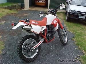 1988 Yamaha Ttr 250