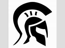 Spartan helmet icon Gameiconsnet
