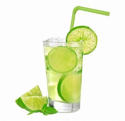 Lime Clipart Glass Juice Lemon Recipes Milk