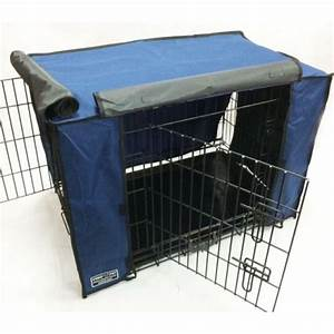 Vebo canvas cover for collapsible pet crate ebay for Collapsible canvas dog crate