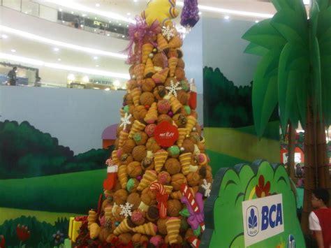 journey dekor  hiasan natal  mall jakarta