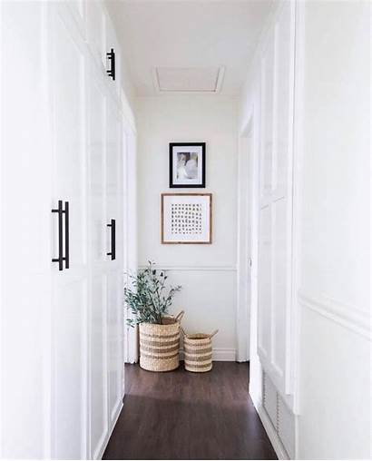 Hallway Hall End Mcgee Makeover Decorations Cabinet