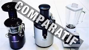 Différence Entre Extracteur De Jus Et Centrifugeuse : ep 162 extracteur centrifugeuse mixeur comment choisir ~ Nature-et-papiers.com Idées de Décoration