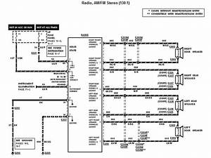 Stereo Amplifier Wiring Diagram 1995 Ford Mustang