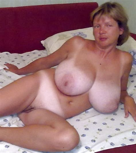 Russian Woman With Amazing Giant Saggy Huge Boobs 46 Pics