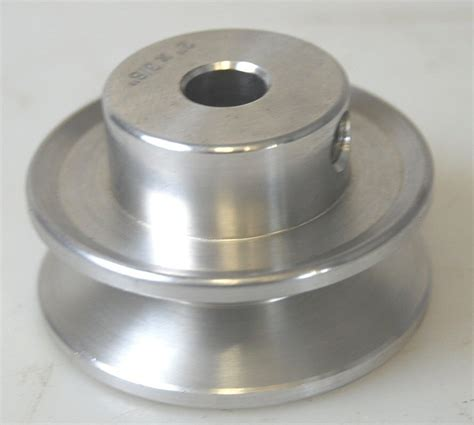 section pulley  diameter    hole chronos