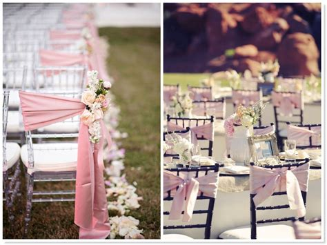 2014 wedding trends top 10 unique chair sash styles