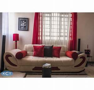 cream 7 seater sofa set kenya credit With u r home furniture kenya