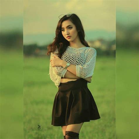 Asian Teen Photos Wonderful Indonesian Model Cloudya Yastin