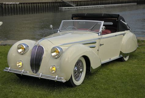Delahaye 135 For Sale by Auction Results And Sales Data For 1948 Delahaye 135 M