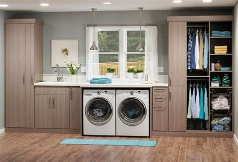 modern laundry room cabinets ideas