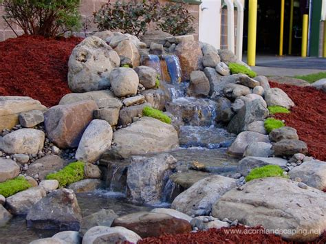 pondless waterfalls water features rochester ny