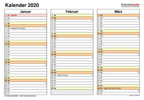 Einfach nur den monat und das jahr auswählen und schon kannst du einen monatskalender im pdf format erzeugen den du ausdrucken kannst. Kalender Zum Ausdrucken Monatsweise 2020 / Monatskalender 2020 Als Pdf Kostenlos Herunterladen ...