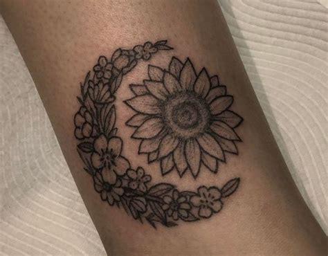 amazing sun  moon tattoo designs   couples tattoo