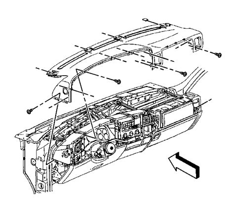 2012 Chevy Impala Antenna Wiring Diagram by How Do I Replace The Antenna And Cable On My 2004 Chevy