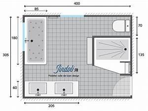 Plan Salle De Bain 7m2 : exemple plan de salle de bain de 12 6m2 plans pour grandes salles de bain de 7m2 13m2 en ~ Dode.kayakingforconservation.com Idées de Décoration