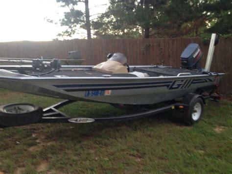 G3 Boats For Sale Louisiana by 1999 G3 17 5 Bass Boat For Sale In Louisiana Louisiana