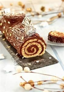 Roulé De Noel : b che de no l roul e traditionnelle au chocolat facile et rapide il tait une fois la p tisserie ~ Medecine-chirurgie-esthetiques.com Avis de Voitures