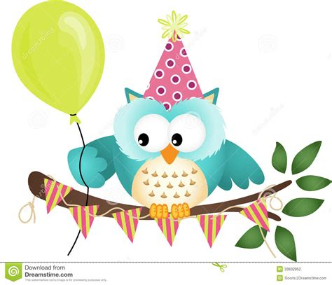 Happy Birthday Owl Images Happy Birthday Owl Clipart