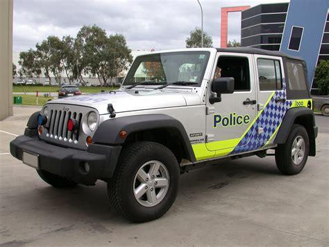 police jeep instructions australian police jeep wrangler crd photo gallery autoblog
