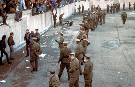 Mauerfall Deutschland Datum by Mauerfall 1989 Dieter Matthes Imago50235630h Bayernkurier