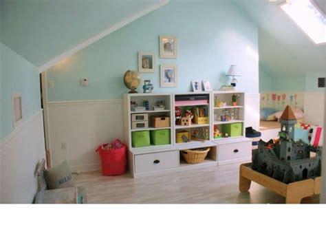 chambre enfant mansard馥 decoration chambre mansarde garcon deco