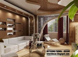 Top 10 suspended ceiling tiles designs and lighting for for Interior design for living room pdf