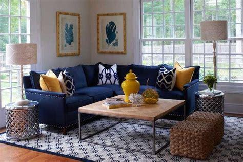 perfect blue sofa   living room  blue living