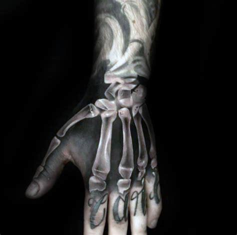 Permalink to Hand Xray Tattoo