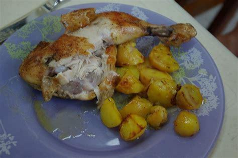 cuisse de poulet et ses pommes de terre au four fa 231 on