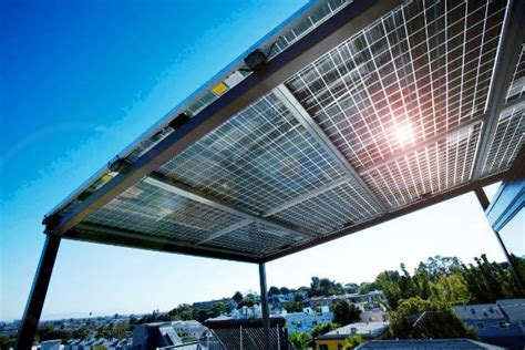 tettoia fotovoltaica la pensilina fotovoltaica