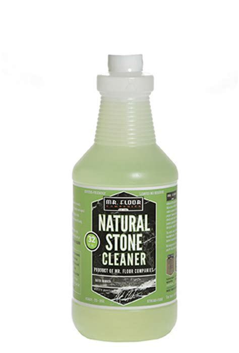 Natural Stone Cleaner   Quart Refill