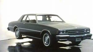 U00bb 1981 Chevrolet Caprice  U0026 Impala Manufacturer Promo