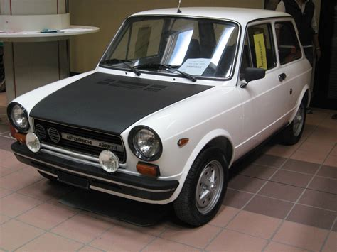 Autobianchi a112. Amazing pictures & video to Autobianchi ...