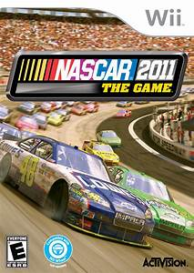 Nascar The Game 2011 Wii Review Brutal Gamer