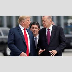 Türkei Und Usa Heben Gegenseitige Sanktionen Auf