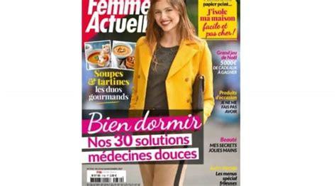 abonnement cuisine actuelle pas cher abonnement magazine femme actuelle pas cher 46 l ée au lieu de 104