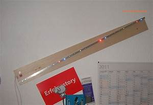 Berühmt Led Panel Bauanleitung. kreative led lampen selber bauen. 8x8 led XL29
