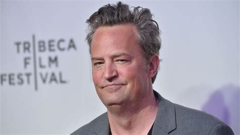 Matthew Perry on His Play and Why He'd Say No to a ...