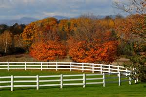 Vermont Fall Foliage Pictures of Scenery