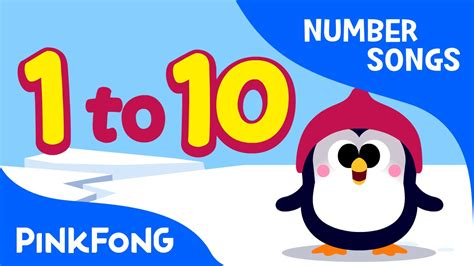 Counting 1 To 10  Number Songs  Pinkfong Songs For Children Youtube